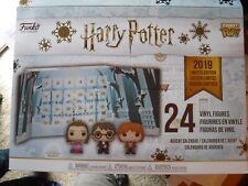 Harry Potter 2019 Limited Edition Funko Vinyl Figures Advent Calendar Pocket Pop
