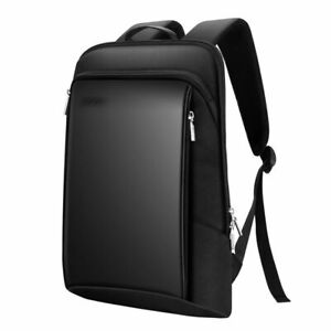 Laptop Backpack 15.6 Casual Business Bag Ultralight Backpack Men Thin Back Pack
