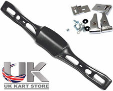 KG CIK Euro Black Rear Plastic Bumper & Fitting Kit UK KART STORE