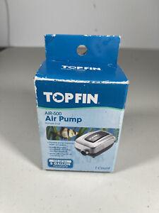 Top Fin® Aquarium Air Pump Air-500 Fits Up To 5 Gallon