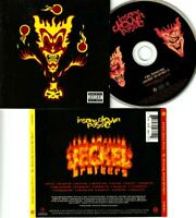 The Amazing Jeckel Brothers [PA - RED CASE]Insane Clown Posse (CD,1999) LIKE NEW