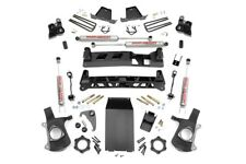 "Rough Country 6"" GM NTD Suspension Lift Kit (99-06 1500 PU 4WD) - 27220A"