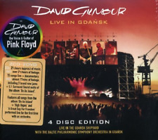 David Gilmour-Live in Gdansk [2cd + 2dvd]  (UK IMPORT)  CD NEW