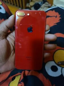 Apple iPhone 8 Plus RED 256GB (Unlocked) A1864 (CDMA + GSM) ANY CARRIER