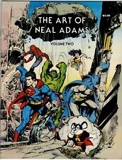 The Art Of Neal Adams, Volume Two Sept 77, Fn