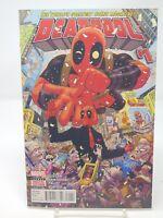 Deadpool #5 005 Variant Cover Secret  Marvel Comics vf//nm CB1576