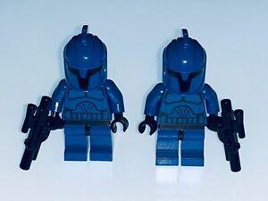 LEGO STAR WARS GENUINE SENATE COMMANDO'S FROM SET 8039 (RETIRED 2010) NEW