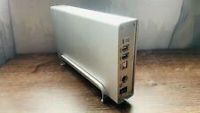 Externe Festplatte ComLine 250GB HDD FireWire 400 *GUTER ZUSTAND!*SCHNÄPPCHEN*