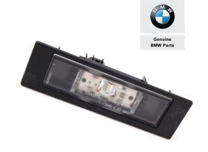 Genuine BMW F06 F12 F13 G32 G02 X4 E89 Z4 i3 X2 LED License Plate Light Bulb