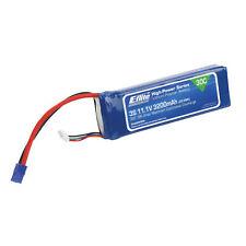 E-flite 11.1V 3200mAh 3S 30C LiPo Battery EC3