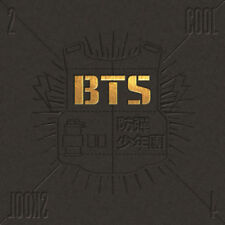 BTS - [2 COOL 4 SKOOL] 1st Single Album: CD + PHOTOBOOK, BRAND NEW, SEALED
