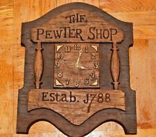 Waltham Wall Clock For Parts or Repair