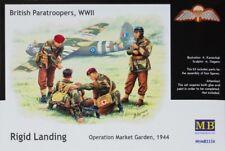 BRITISH PARATROOPERS - MARKET GARDEN, HETHERLAND 1944 #35034  1/35 MASTERBOX