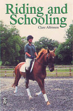 """VERY GOOD"" Riding and Schooling (Right Way), Albinson, Clare, Book"