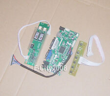 HDMI+DVI+VGA+AUDIO LCD Controller Board kit For  LTN184HT01 LTN184HT01-A02