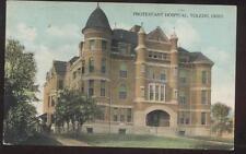 Postcard Toledo, Ohio/OH Protestant Hospital 1907's
