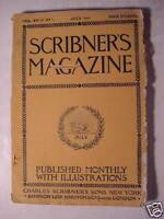 SCRIBNER's Magazine July 1900 JOHN R. SPEARS J M BARRIE