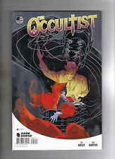 THE OCCULTIST #5 - MIKE NORTON ART - STEVE MORRIS COVER - 1st PRINTING - 2014