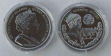 Jungferninseln / British Virgin Islands 1 Dollar 2003 p303 unz.
