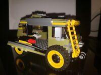 LEGO TMNT Turtles Party Wagon Van Teenage Mutant Ninja Turtles Loose