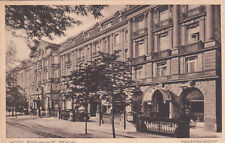 GERMANY - Berlin - Hotel Esplanade - Frontansicht 1932
