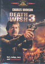 Death Wish 3 With Charles Bronson DVD Region 1 027616872968