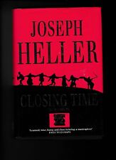 JOSEPH HELLER---CLOSING TIME (CATCH 22 SEQUEL)---HC/DJ---1994---1st UK-SIMON & S