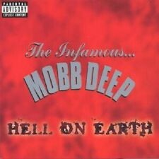 "MOBB DEEP ""HELL ON EARTH"" CD NEUWARE"