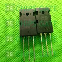 1pair or 2PCS TOSHIBA TO-3PL 2SA1302-R//2SC3281-R 2SA1302//2SC3281 A1302//C3281