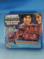 MOTU, Snake Mountain Rescue Game, Masters of the Universe, MISB, sealed, He-Man