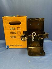 "Heavy Duty Fire Extinguisher Bracket VB5 10 lbs 4.75-5.25"" Diameter Shell"