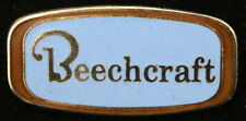 BEECHCRAFT LOGO PIN MODEL 17 18 19 23 24 34 33 35 36 BONANZA 40 50 55 56 58 76