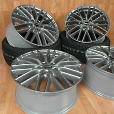 Felgen BORBET BS5 7,5 X 17 Zoll 5 X 108 40 Metal Grey 72,5