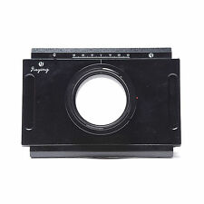 Moveable Adapter For Leica S to Linhof Sinar 4x5