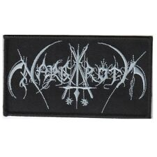 Nargaroth - Logo Aufnäher/Patch