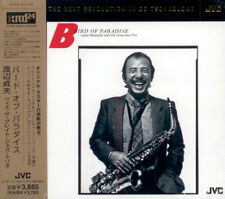 XRCD 24 SADAO WATANABE WITH THE GREAT JAZZ TRIO-Bird of Paradise *** RARE ***
