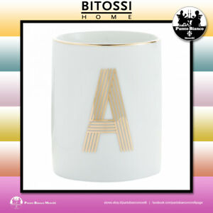 BITOSSI HOME   LETTERING Bicchiere