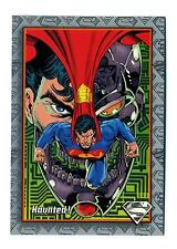 Skybox 1993 The Return of Superman Base Card #95 Haunted!