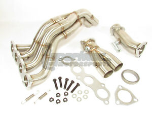 1320 Tri-Y Race Exhaust Manifold Header 02-06 Acura RSX Type-S 2.0L K20A2 DC5