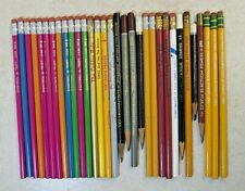 LOT 32 vintage pencils used and NOS Control L&C Epcon Dixon Venus