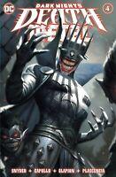 DARK NIGHTS: DEATH METAL #4 (RYAN BROWN EXCLUSIVE TRADE VARIANT) ~ DC Comics