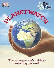 Planetwatch (Blue Peter), Dorling Kindersley, New Book