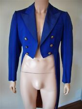 VINTAGE MOVIE COSTUME TAILCOAT FROM WESTERN COSTUME COMPANY UNIQUE DETAILING