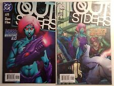 Comics US Outsiders, Vol.3 #24/25