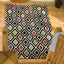 Geometric Hand-Tufted Rugs
