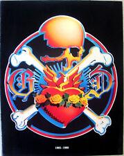 GRATEFUL DEAD 1965-1980 PICTURE BOOKLET