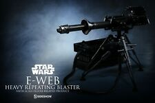 Sideshow Star Wars E-Web Heavy Repeating Blaster 1/6 Scale Figure Accessory MISB