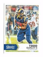 Todd Gurley II 2016 Panini Classics, Football Card !!