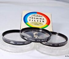 Toshiba 49mm kit +1, +2, +3 Filter mmacro close-up lens set