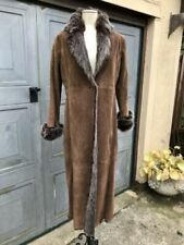 Unbranded Faux Fur Outer Shell Brown Coats, Jackets & Waistcoats for Women